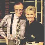 Me with Larry King